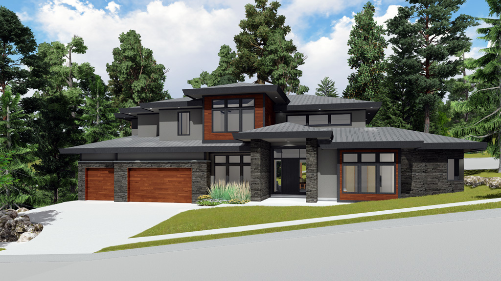 Sunset Ridge Plan